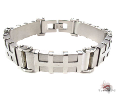 Stainless Steel Bracelet 31384 Stainless Steel