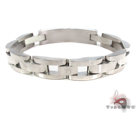 Stainless Steel Bracelet 31389 Stainless Steel
