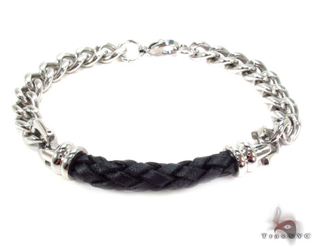 Stainless Steel Bracelet 31405 Stainless Steel