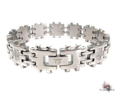 Stainless Steel Bracelet 31408 Stainless Steel