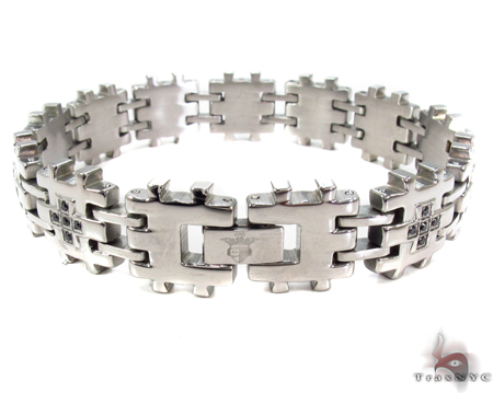 Stainless Steel Bracelet 31409 Stainless Steel
