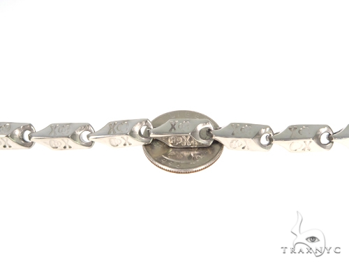 Stainless Steel Bracelet 45235 Stainless Steel