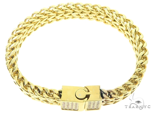 Stainless Steel Bracelet 57438 Stainless Steel