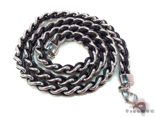 Stainless Steel n 24 Inches 8mm 60Grams 35620 Stainless Steel