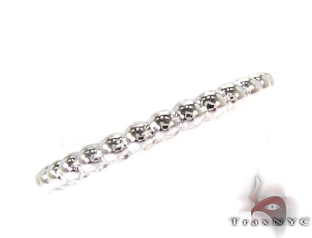 Stardust White Gold Ring 2 Anniversary/Fashion