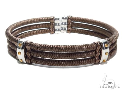 Sterling Silver Bracelet 40897 Silver