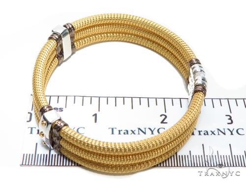 Sterling Silver Bracelet 40898 Silver