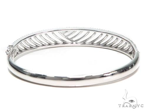 Sterling Silver Bracelet 41075 Silver & Stainless Steel