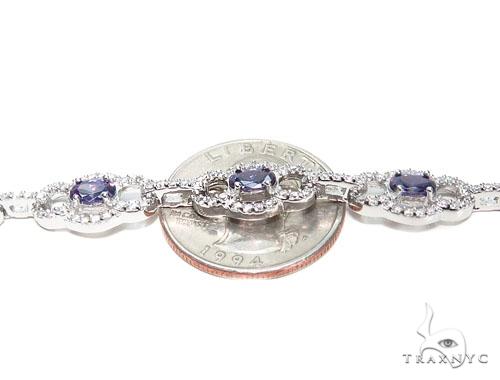 Sterling Silver Bracelet 41081 Silver & Stainless Steel