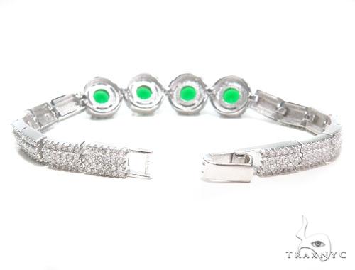 Sterling Silver Bracelet 41084 Silver & Stainless Steel