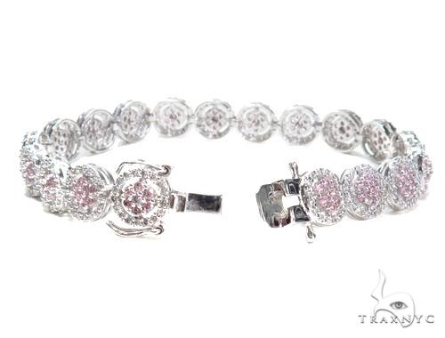 Sterling Silver Bracelet 41089 Silver & Stainless Steel