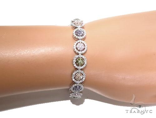 Sterling Silver Bracelet 41090 Silver & Stainless Steel