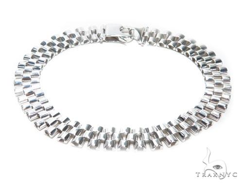 Sterling Silver Bracelet 41344 Silver