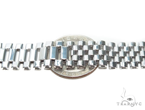 Sterling Silver Bracelet 41346 Silver