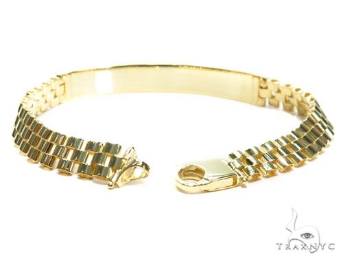 Sterling Silver Bracelet 41352 Silver