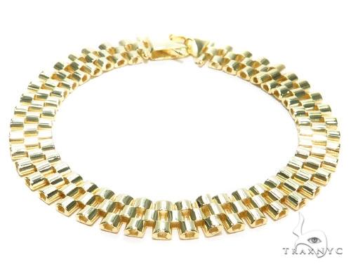 Sterling Silver Bracelet 41353 Silver