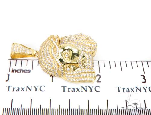 Sterling Silver Pendant 40320 Metal