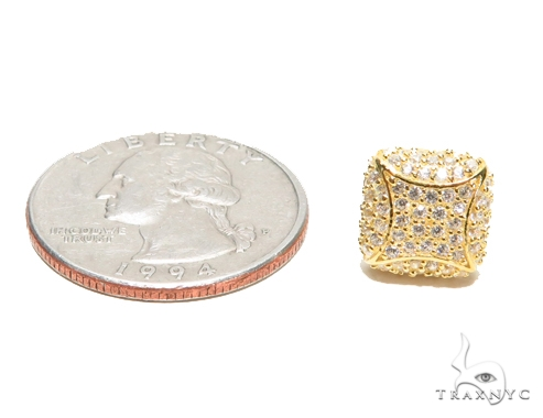 Sterling Silver Earrings 41291 Metal