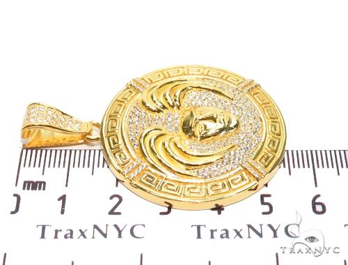 Sterling Silver Pendant 41268 Metal