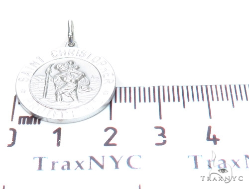 Sterling Silver Pendant 42661 Metal