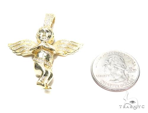 Sterling Silver Pendant 42889 Metal