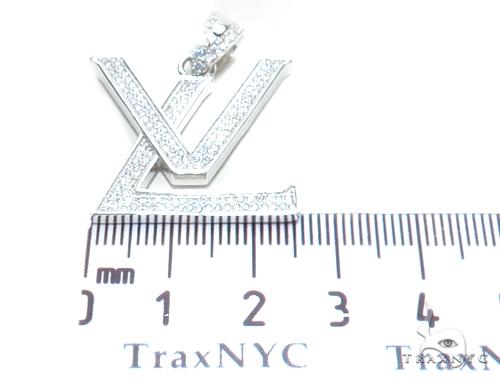 Sterling Silver Pendant 42891 Metal