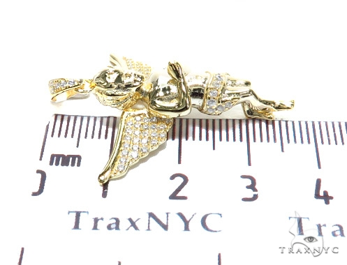 Sterling Silver Pendant 42936 Metal