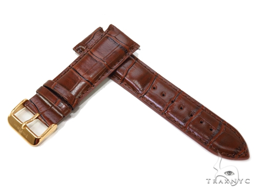 Techno Master Brown Leather Band 25mm 40684 Watch Accessories