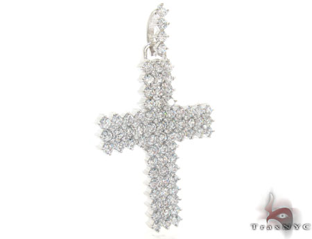 Tension Diamond Cross Diamond