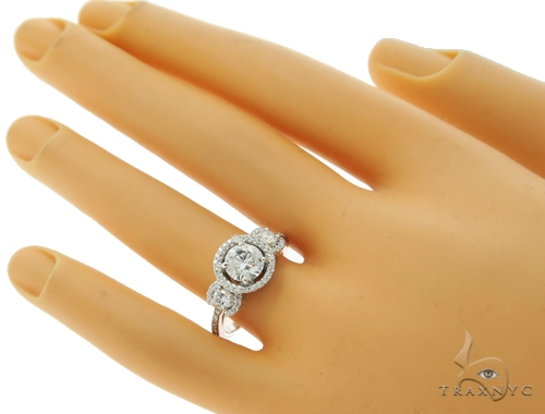 Three Stone Diamond Eangagement Ring 44990 Engagement