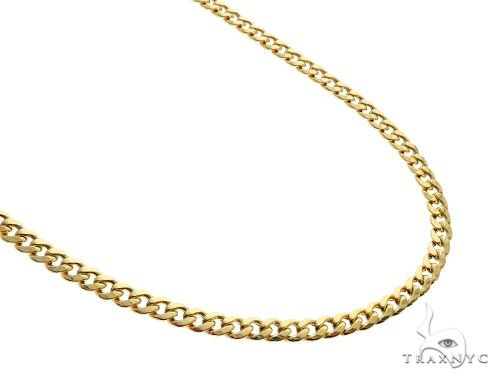 TraxNYC's Best Buy Cuban Link 20 Inches 5mm 10.3 Grams 63756 Gold