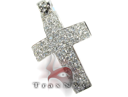 Valley Cross Crucifix Diamond