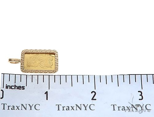 Versace Inspired Dog Tag Pendant with 2.5g PAMP Suisse Bar 65600 Style