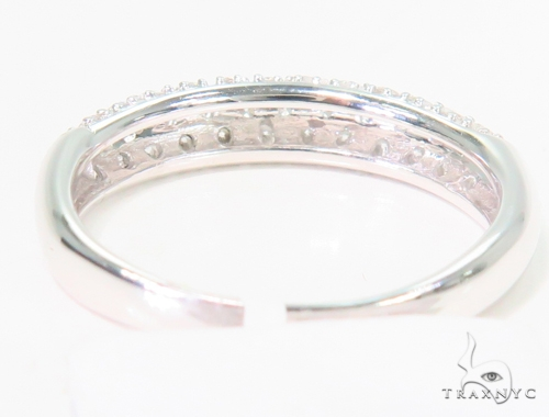 Prong Diamond Wedding Band 44960 Wedding