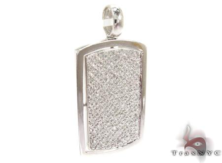 White Gold Pendants 29211 Style