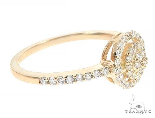 14K Yellow Gold  Inessa Ring Anniversary/Fashion