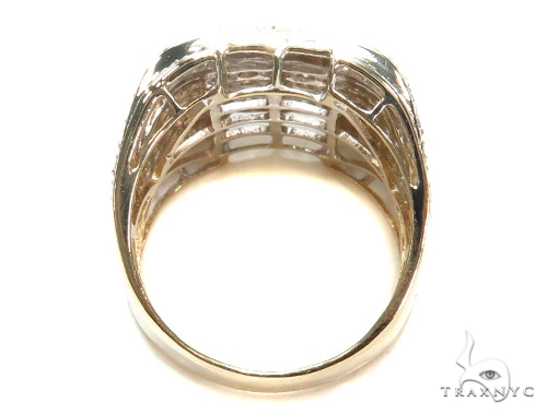 Yellow Gold XL RSVP Ring 2 40991 Stone