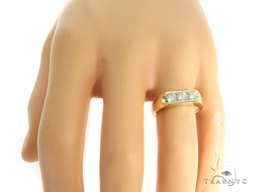 Three Stones Ring 58545 Style