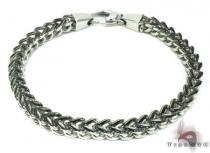 Stainless Steel Franco Bracelet