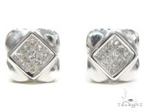 Invisible Diamond Earrings 40954