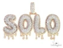 Custom Made Solo Pendant 65512 Metal