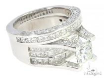 Invisible Diamond Wedding Set 65527 Anniversary/Fashion